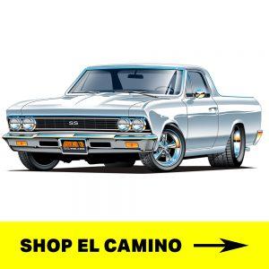 Shop El Camino Parts