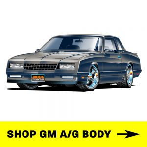 Shop GM A/G Body Parts