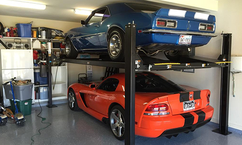 Finding a proper storage garage.