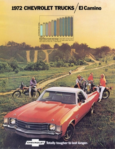 1972 El Camino