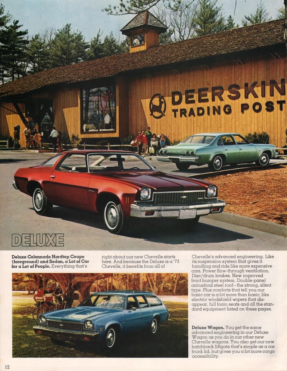 1973 Chevelle Malibu Parts and Restoration Information