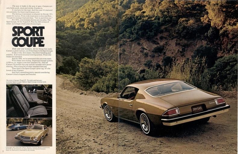 1974 chevrolet camaro oem brochures  92_1974camaro_01_low_res   93_1974camaro_02_low_res  94_1974camaro_03_low_res  95_1974camaro_04_low_res