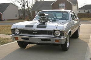 Chauncey's 1970 Nova