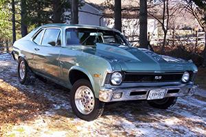 Barry's 1970 Nova