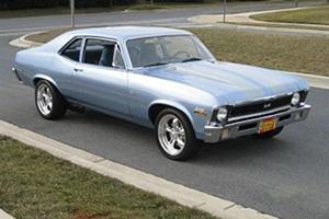 dave's 1970 nova