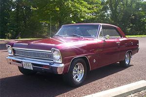 joe's 1966 nova