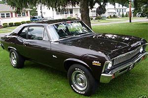ron's 1972 nova