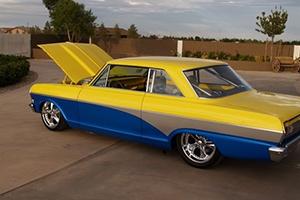 1965 Nova Super Sport