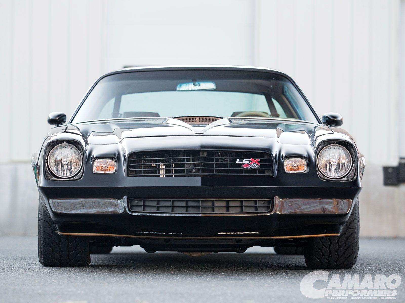 1978 Chevrolet Camaro Z28 – Facebooked