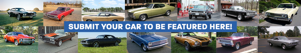 Submit Your Car To Be Featured!