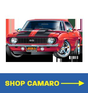 Shop Classic Consoles For Camaro