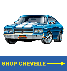 Shop Classic Consoles For Chevelle