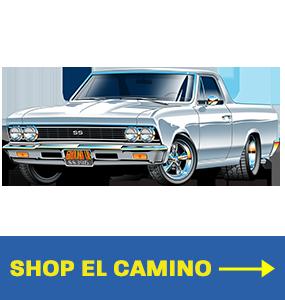 Shop Classic Consoles For El Camino