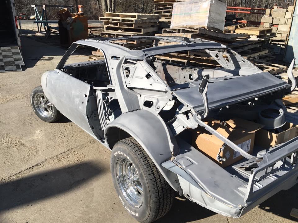 1968 Yenko Super Camaro Tribute