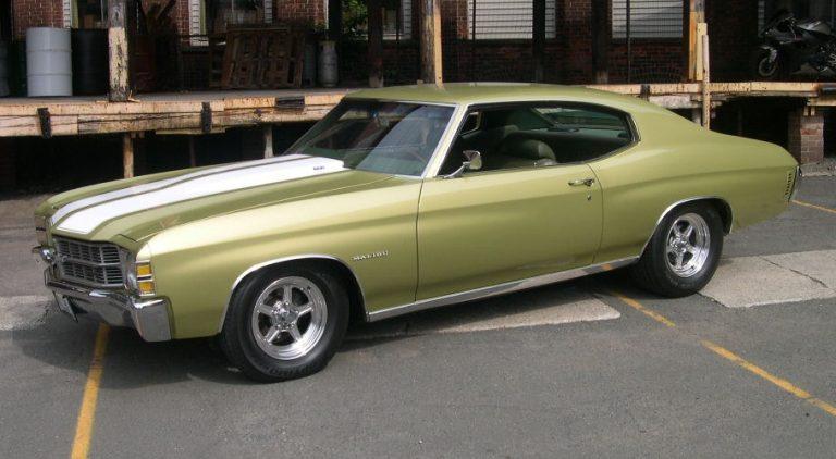 hanks 1971 chevelle