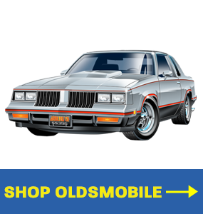 Shop Classic Consoles For Oldsmobile