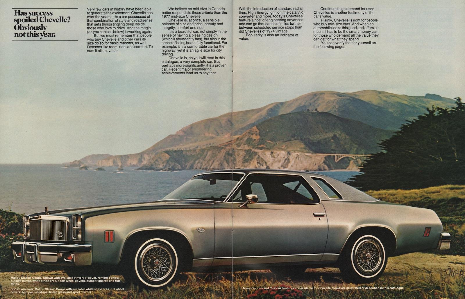 1977 Chevelle