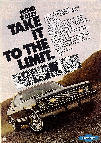 1977 Nova Rally