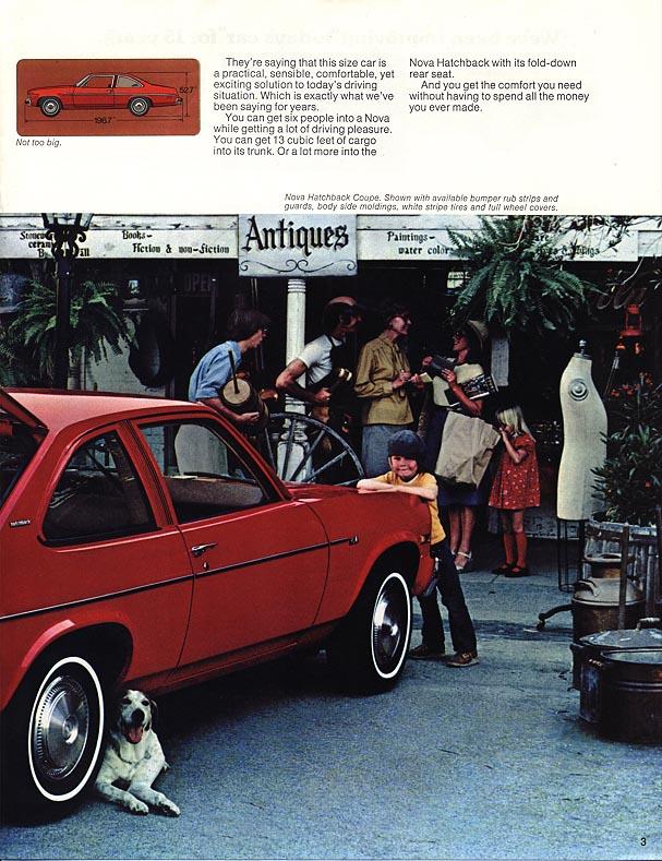 1977 Nova Vintage ads - page 3