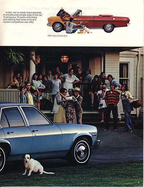 1977 Nova Vintage ads - page 5