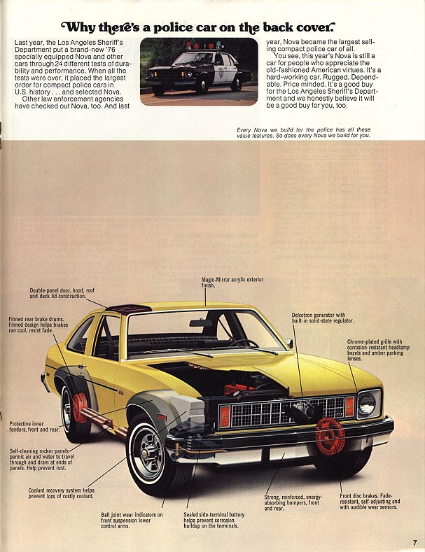 1977 Nova Vintage ads - page 7