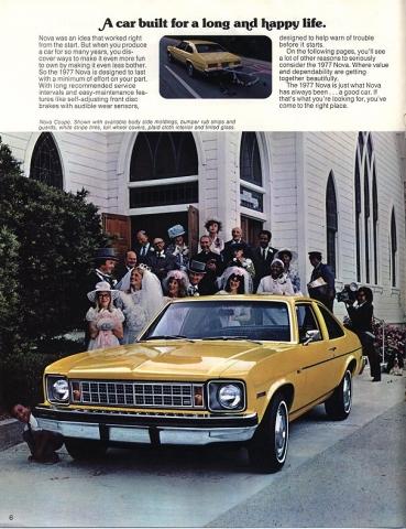 1977 Nova Vintage ads - page 6
