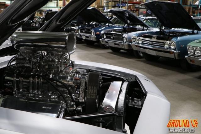 2019 Ground Up Vendor Expo - Blown 1969 Camaro