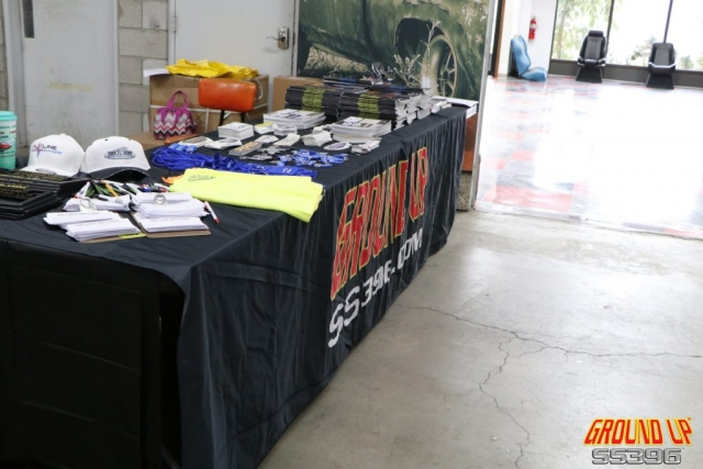 2019 Ground Up Vendor Expo - Ground Up Giveaways