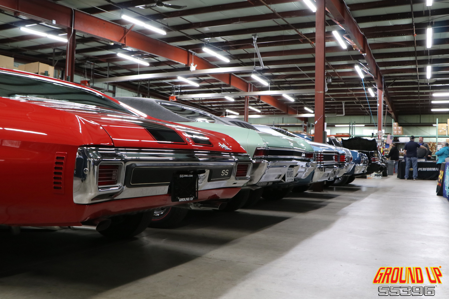 2019 Ground Up Vendor Expo - Taillights