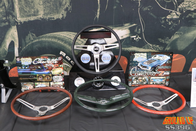 2019 Ground Up Vendor Expo - Sport Steering Wheel Display
