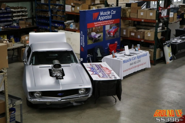 2019 Ground Up Vendor Expo - Muscle Car Appraisal Jim Murphy