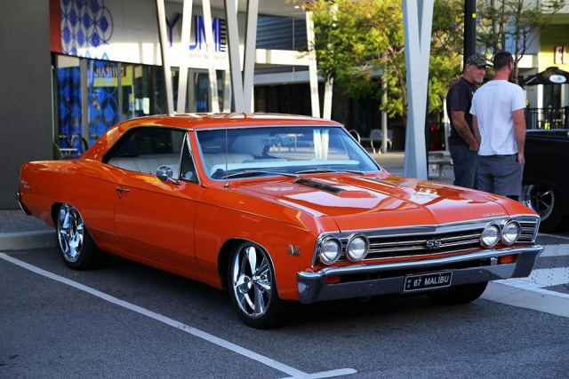 Mike Osborne's 1967 Chevelle