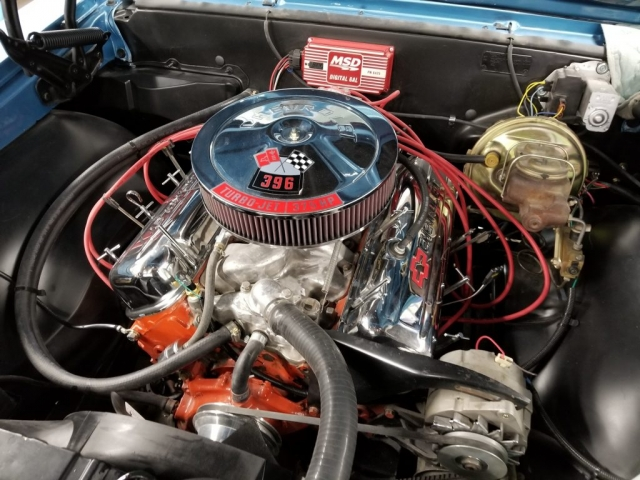 1966 Chevelle 396/375hp Engine