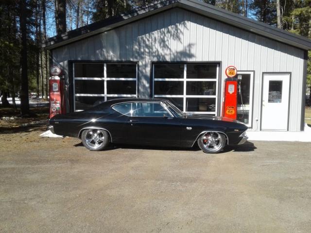 1969 Chevelle Super Sport