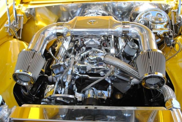 Pro-Touring 1968 Camaro RS