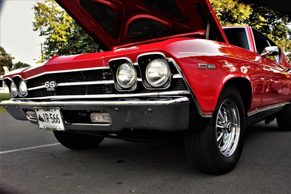 1969 Chevelle Malibu