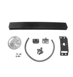 1970-1972 Chevelle Cowl Induction Outer Door Kit