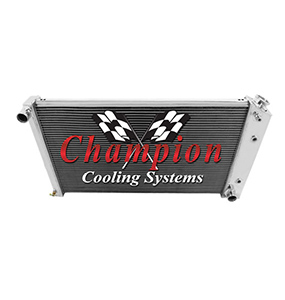 champion cooling radiator