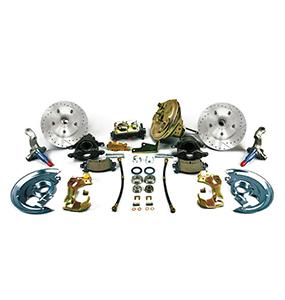 front disc brake kit