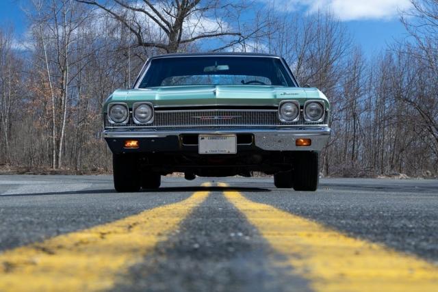 Original 1968 Chevelle Malibu
