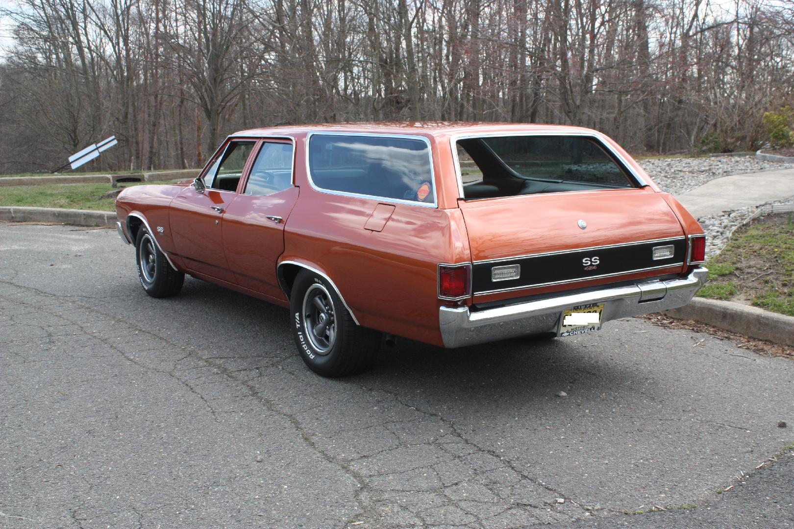 1971 Chevelle Wagon