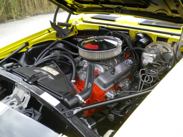 1969 Camaro Engine
