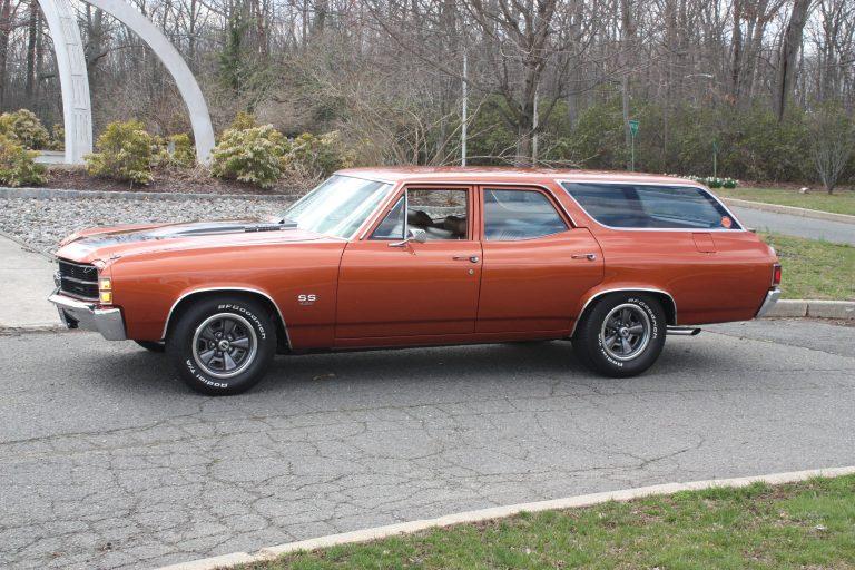 steve cs 1971 chevelle wagon