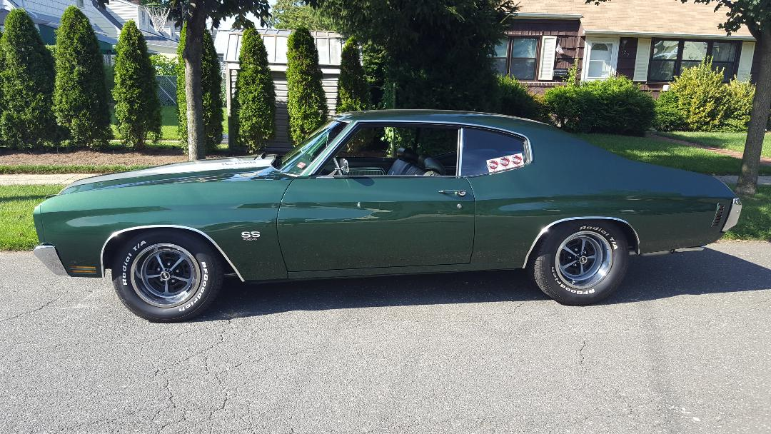 1970 Chevelle SS 454