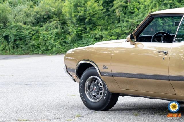 1970 Oldsmobile Cutlass W-31