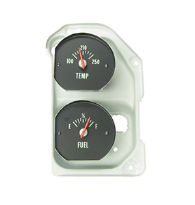 super sport temp and fuel gauges