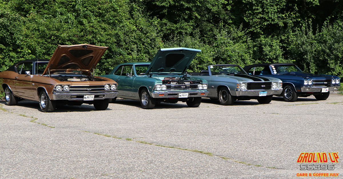Chevelle Line-up
