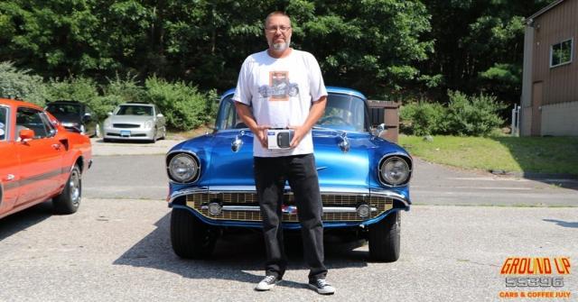 Cars & Coffee Raffle Winner #2
