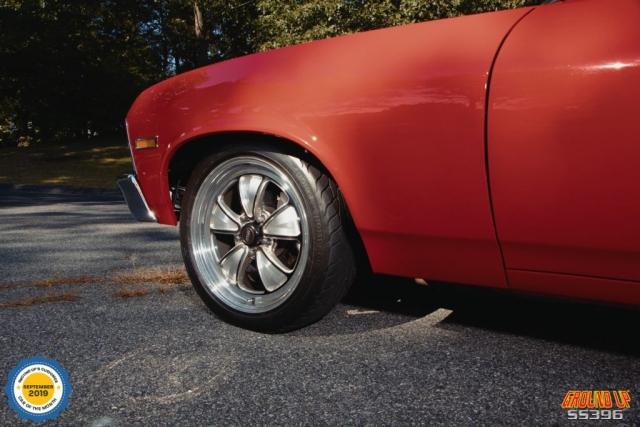 """1972 """"Pro-Street"""" Chevy Nova"""