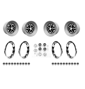 1969-1970 chevelle super sport wheel kit
